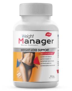 Weight Manager - kde koupit - názory - recenze - diskuze - lékárna - cena