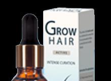Grow Hair Active - recenze - diskuze - názory - cena - kde koupit - lékárna