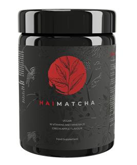 Hai Matcha - funguje - názory - účinky - zkušenosti