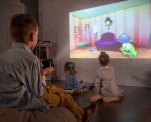Mini-projektor Led Hd+ - lékárna - heureka - kde koupit - prodejna