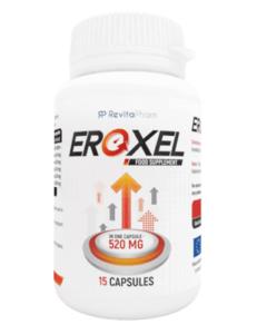 Eroxel - cena - kde koupit - lékárna - diskuze - názory - recenze