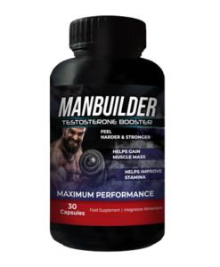 Man Builder - zkušenosti - funguje - názory - účinky